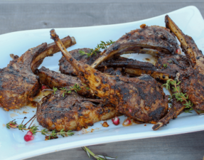 Enjoy our recipe for Costolette d'agnello alla Marocchina.